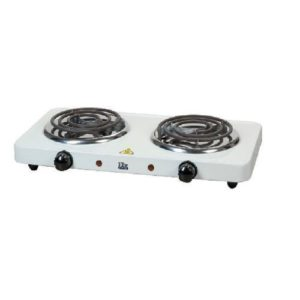 double electric spiral cooker