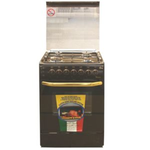 4 GAS 55X55 BROWN COOKER 5693- EB/302